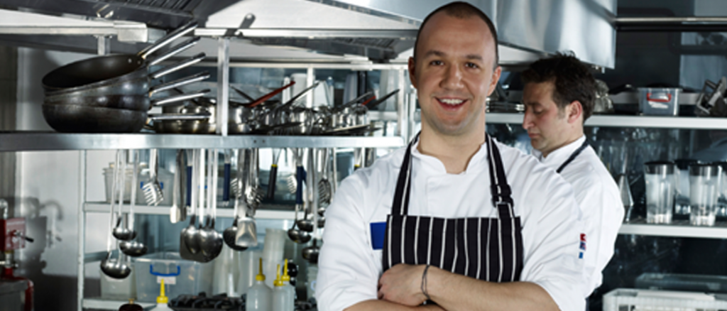 5 top tips to get noticed when job searching chef