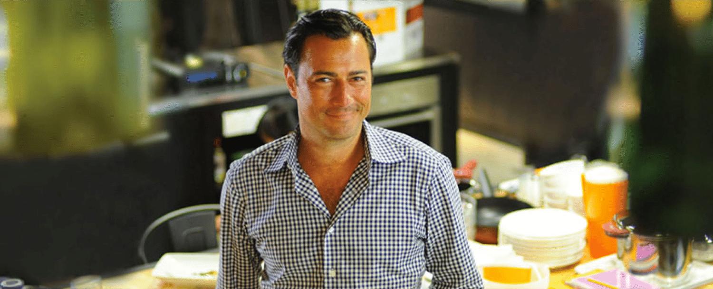 International Chef Daniel Green