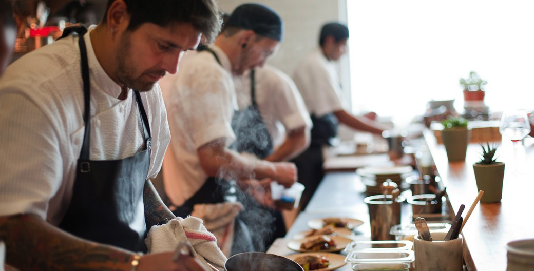 Becoming a chef patron